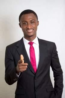 Nana Adjei Ampofo Manu - NAAM™ - SUDE™ Global
